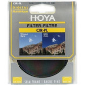 Hoya CIR-PL Slim Frame Filter CPL 薄框偏光鏡58mm