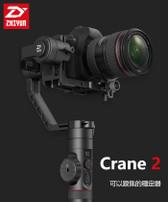 智雲 Zhiyun Crane 2 雲鶴第二代單反三軸穩定器 (一年免費保養)