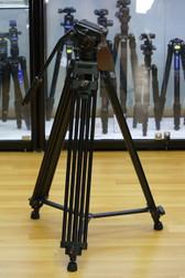 Cayer 卡宴 MT50 雙管攝錄腳架連液壓雲台套裝