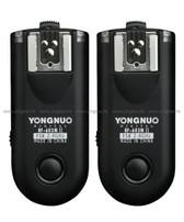 Yongnuo永諾RF-603N II無線閃光燈引閃器(適用於Nikon)