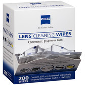 Zeiss Lens Wipes 蔡司專業光學擦鏡紙200片裝