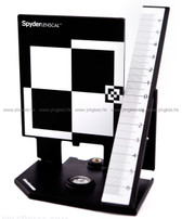 Datacolor Spyder LensCal鏡頭移焦測試板