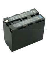 副廠Sony NP-F950 5400mAh高容量LED攝錄燈專用鋰電池