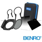 Benro百諾FM10方片濾鏡架連濾鏡套裝