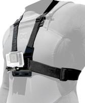 副廠 Gopro Hero 專用雙肩胸帶