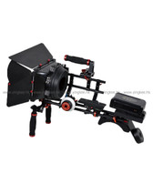 Sunrise DSM-808 DSLR Shoulder rig 單反攝錄肩托架