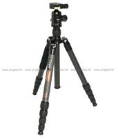 Cayer 卡宴 CT2550X3 碳纖維三腳架連雲台套裝(可拆獨腳架)