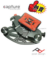 Peak Design Capture PRO Camera Clip with PROplate 相機快夾系統