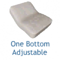 Adjustable Bed - One Bottom Design