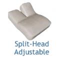 Split-Top Sheet Sets - Split Head Design