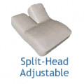 Mattress Pads - Split-Head Design