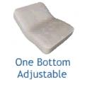 Split-Top Sheet Sets - One Bottom Design