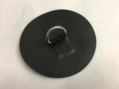 Hypalon D-ring patch small 25mm D-ring