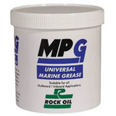 Rock oil marine grease