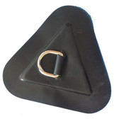 PVC Triangle D-ring 130mm