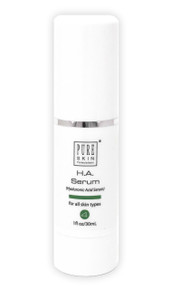 H.A. Serum (Hyaluronic Acid) , 1oz