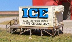 HO-SCALE BULK ICE PLATFORM
