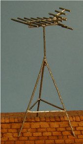 HO-SCALE ANTENNA 4-PACK