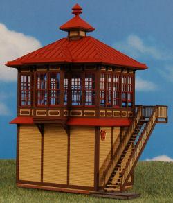 HO-SCALE J TOWER