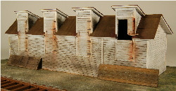 HO-SCALE COAL SHED