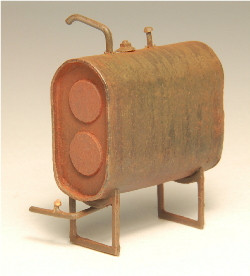HO-SCALE FUEL TANK