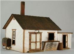 HO-SCALE PUMP HOUSE-1