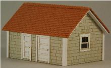 HO-SCALE WELL HOUSE