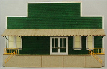 HO-SCALE PRODUCE PACKING FLAT-B