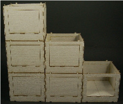 HO SCALE CORE 6-PACK