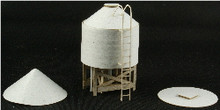 HO-SCALE: ADD-ON (WATER TANK) 3-ROOF STYLES