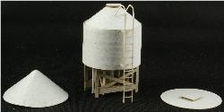 HO-SCALE: ADD-ON (WATER TANK) 3-ROOF STYLES