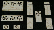 HO-SCALE: ADD-ON (FANS & BOARDUPS)