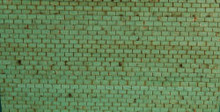 HO-SCALE ROOF SHINGLES 3-TAB (GREEN)