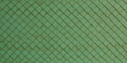 HO-SCALE ROOF SHINGLES DIAMOND (GREEN)