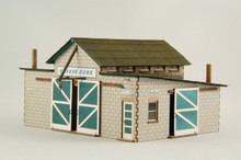 HO SCALE FRIGID ZONE STORAGE