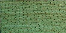 N-SCALE ROOF SHINGLES 3-TAB (GREEN)