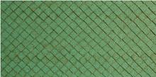 N-SCALE ROOF SHINGLES DIAMOND (GREEN)