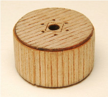 N-SCALE CABLE REELS (COVERED) 6-PK