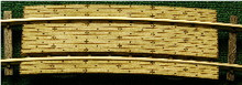 "N-SCALE GRADE CROSSING (11"" RAD) 2-PK"