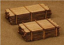 N-SCALE LUMBER LOAD 2-PK 013313