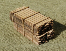 N-SCALE LUMBER LOAD 2-PK 013314