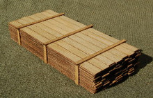 O-SCALE LUMBER LOAD 1-14'