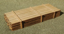 O-SCALE LUMBER LOAD 1-16'