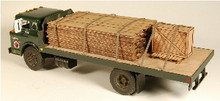 O-SCALE TRUCK-BED W/ LOAD