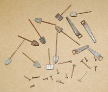 S-SCALE TOOL SET 30-PCS