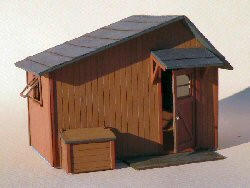 S-SCALE TOOL SHED