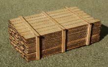 S-SCALE LUMBER LOAD 1-12'