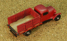 Z-SCALE TRUCK BED (STAKE)