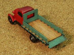 Z-SCALE TRUCK BED (MATERIAL)