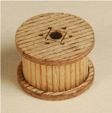 Z-SCALE CABLE REELS (LOADED) 6-PK